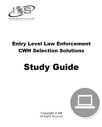 CWH SSFF Study Guide - Online | IO Solutions